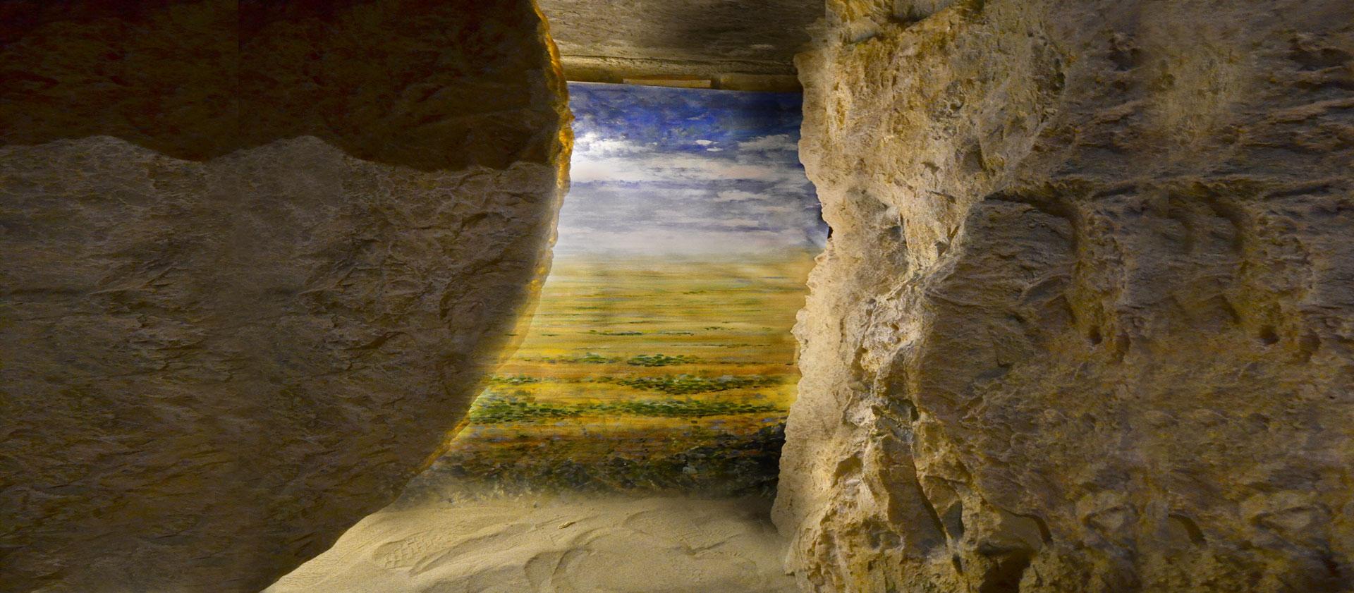 Áldott húsvéti örömöt kíván a Bibliamúzeum minden kedves látogatójának.