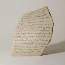 Lákisi osztrakon #3 – cserépre írt levél
