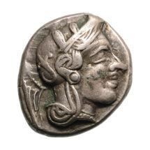 Athéni drachma
