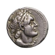 V. Ptolemaiosz tetradrachmája