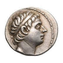 III. Antiochosz ezüst tetradrachmája