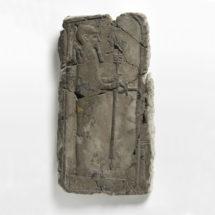 Ptah istent ábrázoló relief